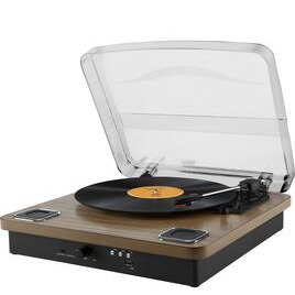Akai Classic A60020 Bluetooth Turntable - Wood Reviews