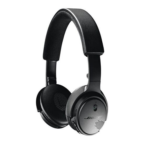 BOSE 714675-0030 Wireless Bluetooth Noise-Cancelling Headphones - Black