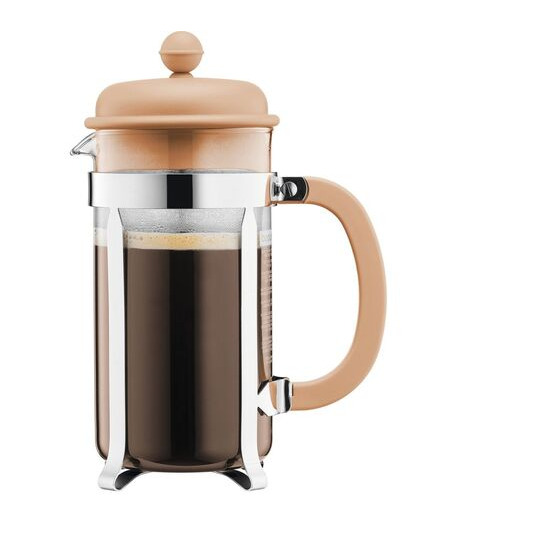 BODUM Caffettiera 1918-945 Coffee Maker - Cream