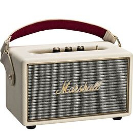 Marshall Kilburn S10156149 Portable Bluetooth Wireless Speaker Cream Reviews