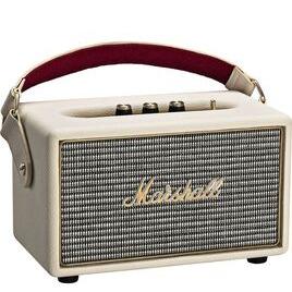 Marshall Kilburn S10156149 Portable Bluetooth Wireless Speaker Cream Reviews