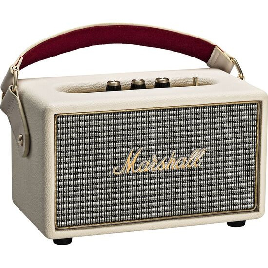 Marshall Kilburn S10156149 Portable Bluetooth Wireless Speaker Cream
