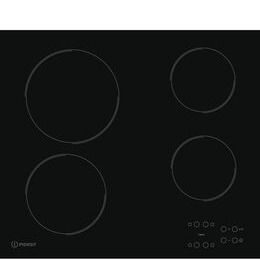 Indesit RI 161 C Hob Electric Ceramic Hob - Black Reviews