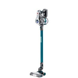 Hoover Discovery DS22PTGC Cordless Vacuum Cleaner - Titanium & Turquoise Reviews