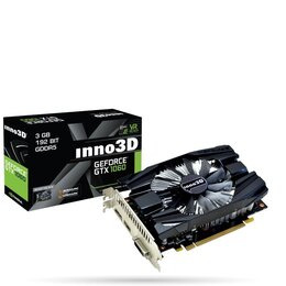 INNO3D GEFORCE GTX 1060 3GB COMPACT GDDR5 Graphics Card Reviews