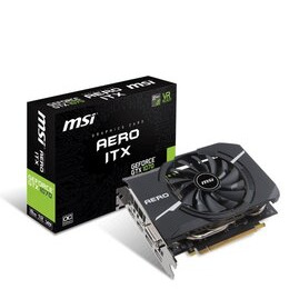 MSI GeForce GTX 1070 AERO ITX 8G OC 8GB GDDR5 Graphics Card Reviews