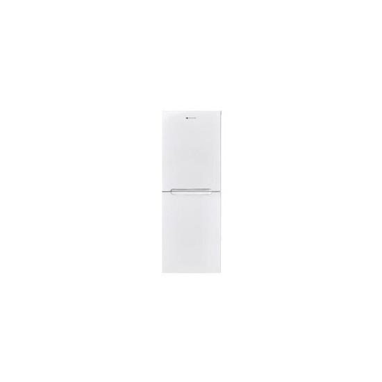 Hoover HCN6182WK 1.87m x 60cm Frost Free Freestanding Fridge Freezer - White