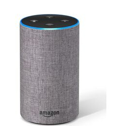 AMAZON Echo 2nd Gen - Heather Grey Fabric Reviews
