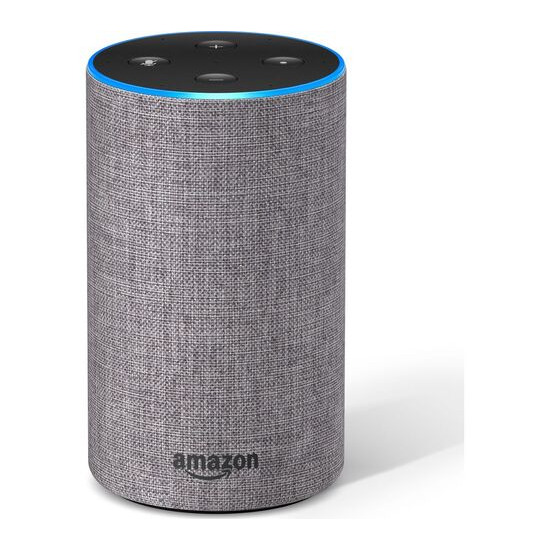 AMAZON Echo 2nd Gen - Heather Grey Fabric