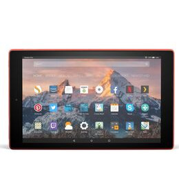 AmazonFire HD 10 Tablet with Alexa (2017) - 32 GB, Red Reviews