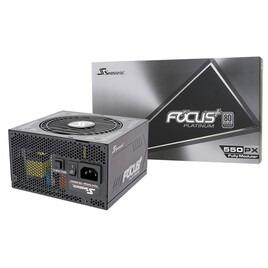 Seasonic Focus Plus SSR-550PX Modular PSU - 550 W