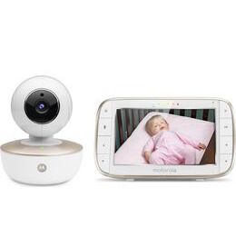 Motorola MBP855 Connect Portable Video Baby Monitor Reviews