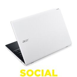 ACER Aspire One 11 11.6 Laptop White Reviews
