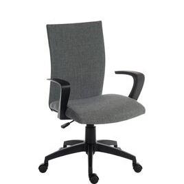 Teknik Work 6931GRY Nylon Operator Chair - Grey Reviews