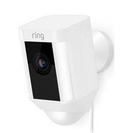 Ring Spotlight Cam Wired - White Reviews