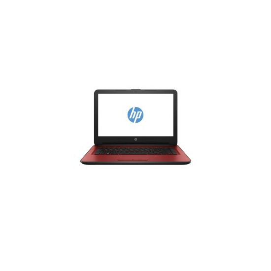 HP 14-AN013NA AMD A6-7310 8GB 1TB 14 Inch Windows 10 Laptop Red