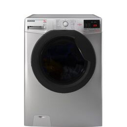 Hoover Dynamic Next DXOC 69AFNG NFC 9 kg 1600 Spin Washing MachineAnthracite Reviews
