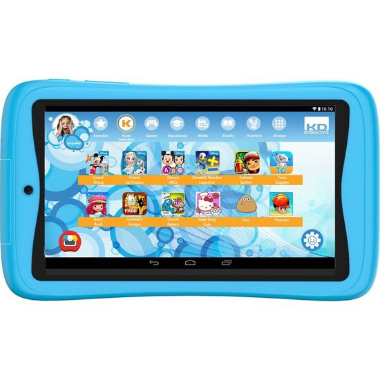 Kurio Tab Advance 7'' Tablet Blue