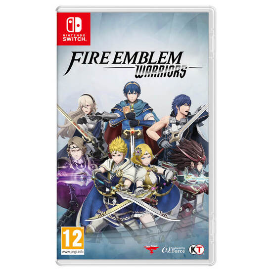 Fire Emblem Warriors (Nintendo Switch) + A3 Poster