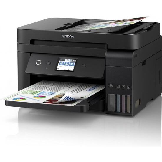 Epson EcoTank ET-4750 (A3) All-in-One Wireless Colour Inkjet Printer
