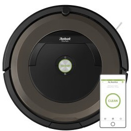 iRobot ROOMBA896 WIFI SMART Robot Vacuum Cleaner Reviews