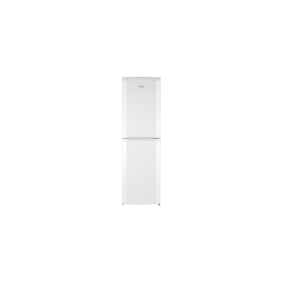 Beko RCF582W 55cm Wide Freestanding Frost Free Fridge Freezer - White