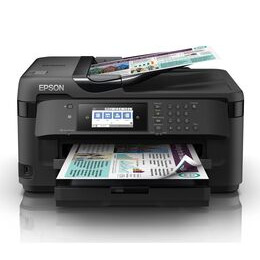 EPSON WorkForce WF-7715DWF All-in-One Wireless A3 Inkjet Printer with Fax Reviews
