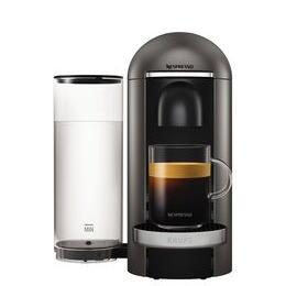 Nespresso by Krups VertuoPlus XN900T40 Coffee Machine - Titanium Reviews