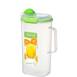 SISTEMA Fresh 2 litre Juice Jug - Green Reviews