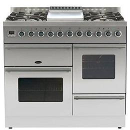 Britannia SI10XGCSLXS Range Cooker