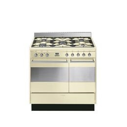 Smeg SUK92MFP5 90cm Dual Fuel Range Cooker Reviews