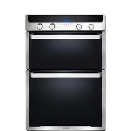 Kenwood KD1505SS Electric Double Oven Stainless Steel Reviews