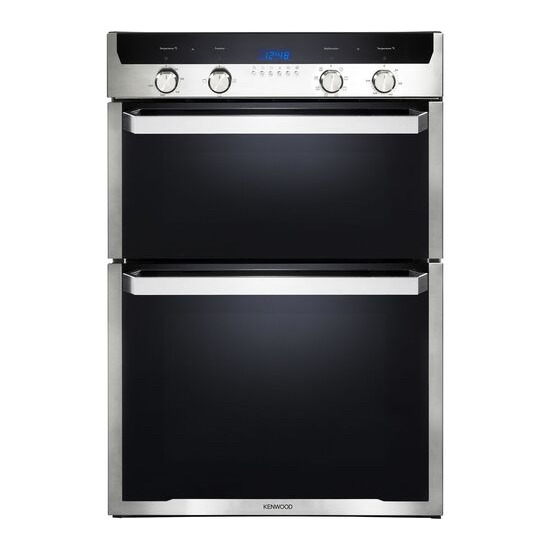 Kenwood KD1505SS Electric Double Oven Stainless Steel