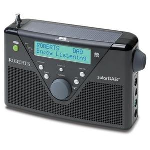 Photo of Roberts Solar DAB 2 Radio