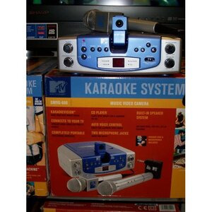 Photo of Singing Machine SMVG608MTV Party