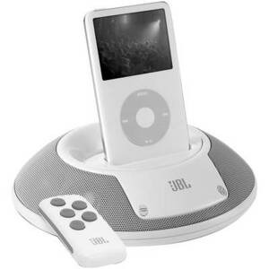 Photo of JBL OnStage II iPod Dock
