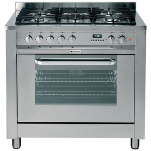 Photo of Hotpoint EG900X Cooker