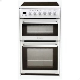 Hotpoint EG74G Dual Fuel Double Oven Cooker Reviews