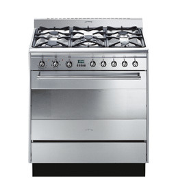 Smeg SUK81MFX5 Reviews