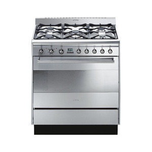 Photo of Smeg SUK81MFX5 Cooker