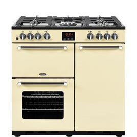 Belling Kensington 90DFT Dual Fuel Range Cooker Reviews