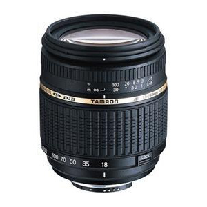 Photo of 18-250 F3.5/6.3 DI II LD For Sony Lens