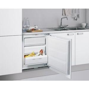 Photo of Whirlpool Built Under Freezer In White Freezer