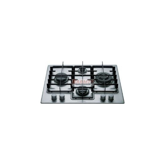Hotpoint GE640TX Experience 60cm Gas Hob (Stainless Steel)