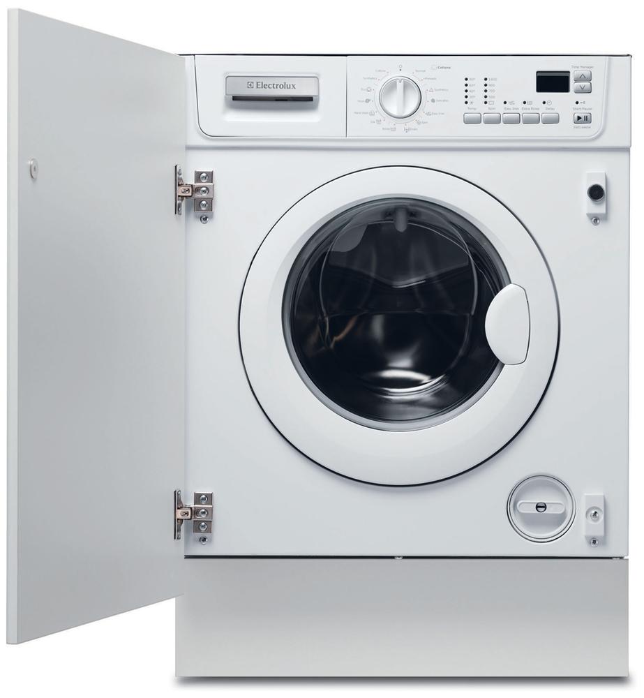 Washing Machine  ELECTROLUX EWG14440W DOOR