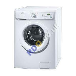 Photo of Zanussi ZWF14280 White Washing Machine