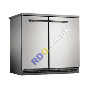 Photo of Zanussi ZRT210X Fridge Freezer