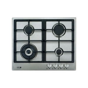 Photo of Fagor 5FI4GLSTXNAT Built-In Stainless Steel Gas Hob Hob