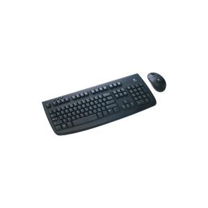 Photo of Logitech Deluxe 660 Cordless Desktop Keyboard