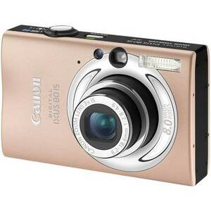 Photo of Canon IXUS 80 IS Digital Camera